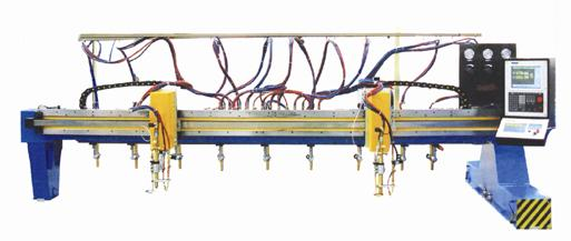Flame Cutting Machine