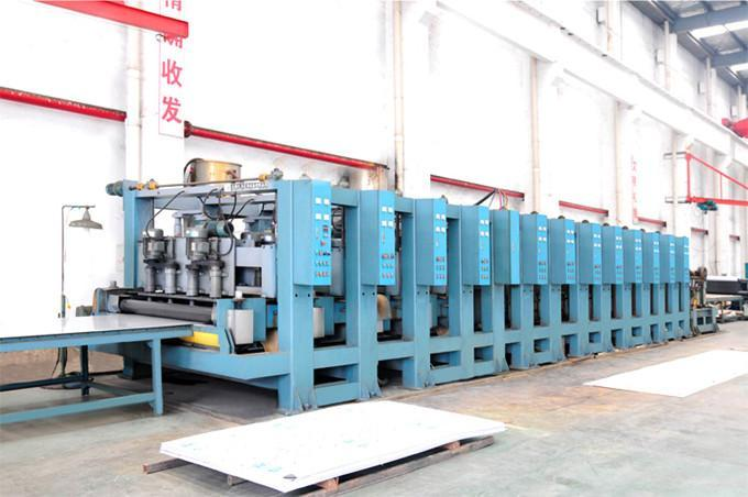 8K Mirror Polishing Line(Plate)