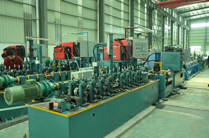 SS Tube Making & Polishing Line