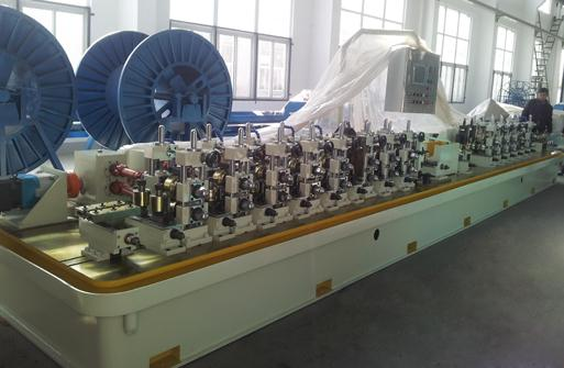 Aluminum Tube Making Line
