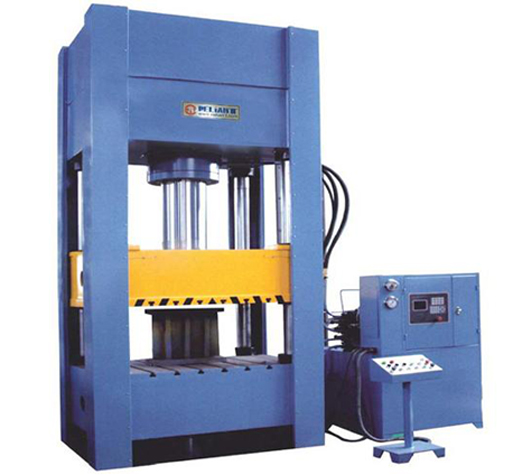 4 Column Type Press