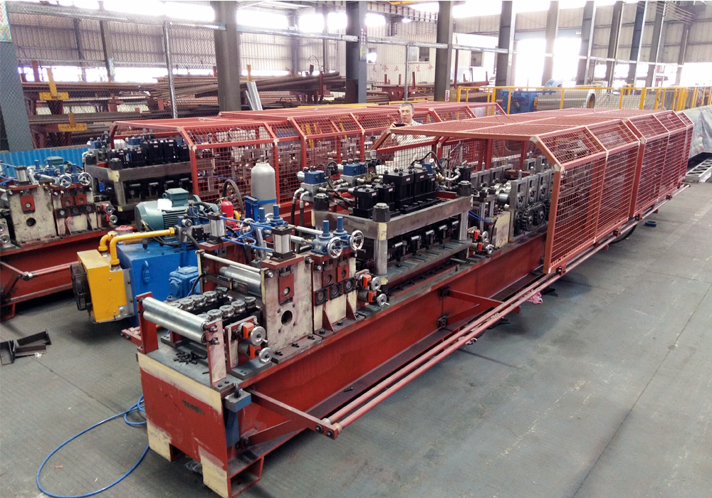 Light Frame Roll Forming Machine